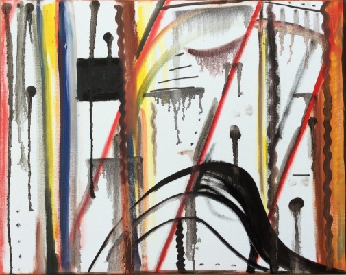 "Three-Eyed Toucan (2021) - 16x20"", oil on canvas"
